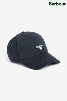 Barbour® Cascade Black Sports Cap