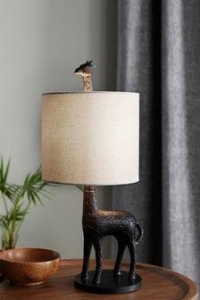 Gerald Giraffe Table Lamp