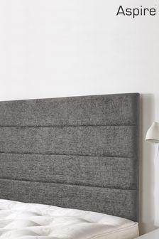 Charcoal Langstone Headboard by Aspire Furniture