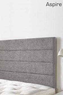 Silver Langstone Headboard by Aspire Furniture