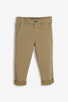 Tan Stretch Chinos (3mths-7yrs)