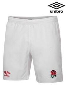 Umbro England Home Replica Shorts