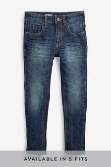 Vintage  Skinny Fit Jeans (3-16yrs)