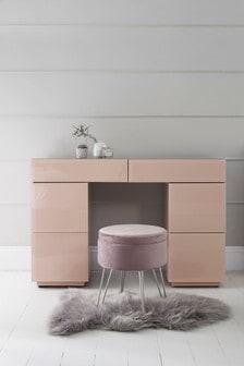 Blush Sloane Dressing Table
