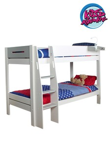 Urban Grey Bunk Bed By Kids Avenue