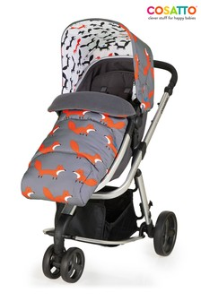 Mister Fox Giggle Mix Pram By Cosatto