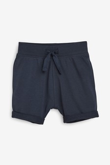 Navy Shorts (3mths-7yrs)