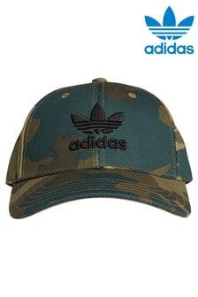 adidas Originals Kids Camo Baseball Cap