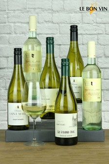Le Bon Vin Aromatic White Wine Selection Half Case 75cl