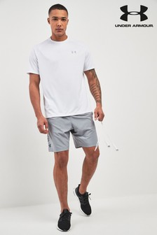 Grey  Under Armour Graphic Shorts