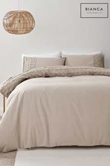 Origami Duvet Cover and Pillowcase Set by Bianca