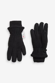 Black Fleece Gloves (Older)