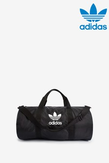 adidas Originals Black Duffle Bag