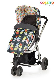 Nordik Giggle Mix Pram By Cosatto