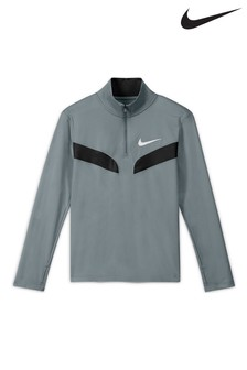 Nike Performance Grey Track Top