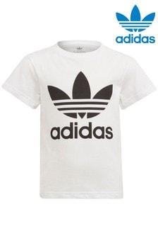 adidas Originals Little Kids Trefoil TShirt