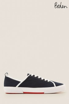 Boden Blue Laurie Trainers