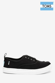 TOMS Youth Cordones Cupsole Trainers