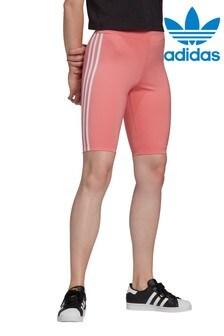adidas Originals Rose High Waisted Shorts