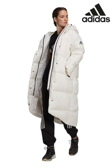 adidas Big Baffle Down Fill Coat