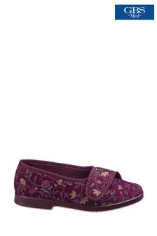 GBS Red Wilma Slippers