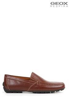 Geox Men's Moner Black Shoes