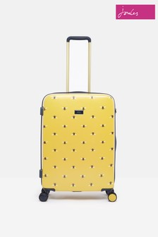 Joules Botanical Bee Suitcase Medium
