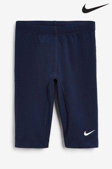 Nike Navy Hydra Swim Jammer Shorts