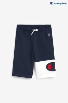 Champion Youth Blue Shorts