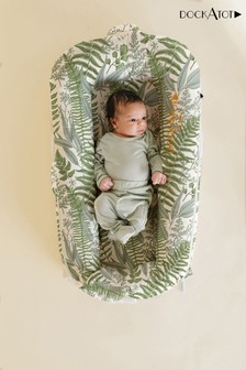 DockATot Lush And Fern Green Deluxe+ Baby Pod 08 Months