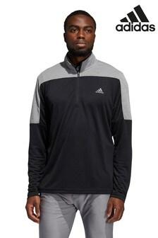 adidas Golf Lightweight 1/4 Zip Top