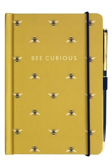 Joules A6 Notebook & Pen Set