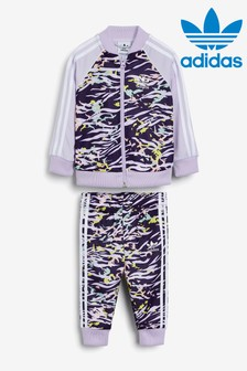 adidas Originals Infant Zebra Tracksuit
