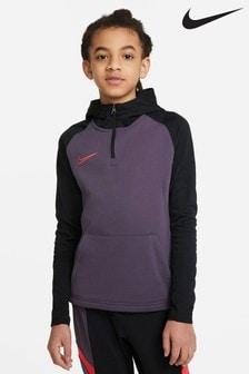 Nike Dri-FIT Academy Colourblock Pullover Hoodie