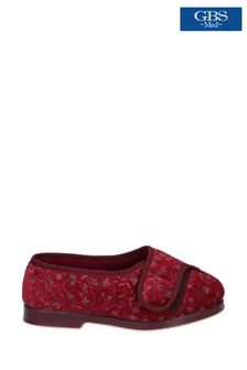 GBS Red Nola Slippers