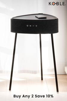 Black Koble Riva Smart Side Table