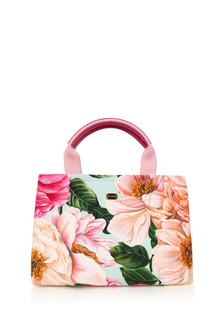 Dolce & Gabbana Girls Pink Leather Bag