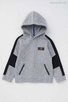 Angel & Rocket Grey Sporty Side Stripe Hoody