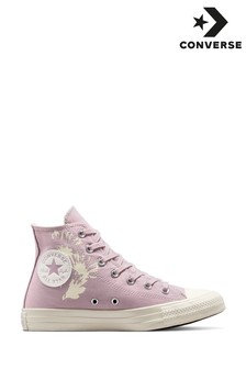 Converse Flowers Hi Trainers