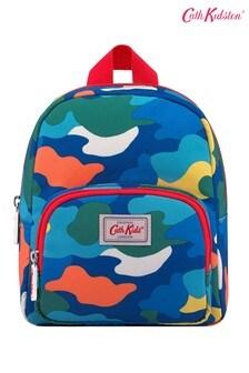 Cath Kidsto® Blue Camouflage Kids Mini Rucksack