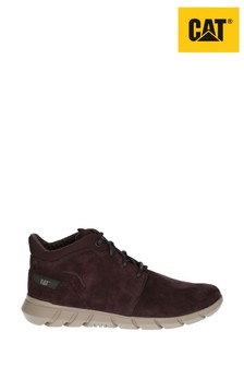 CAT® Lifestyle Brown Hendon Lace-Up Shoes