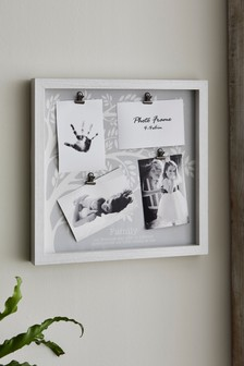 Family Peg Frame