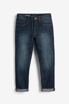 Vintage Tapered Fit Five Pocket Jeans (3-16yrs)