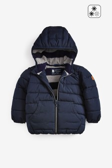 Navy Padded Jacket (3mths-7yrs)