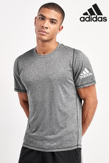 adidas Grey Freelift Sport Ultimate T-Shirt