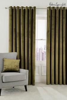 Helena Springfield Escala Eyelet Curtains