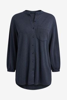 Navy Tunic Shirt