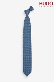 HUGO Blue 7cm Tie