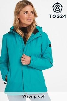 Tog 24 Womens Blue Mawson Waterproof Jacket