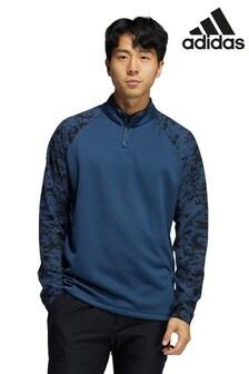 adidas Golf Camo 1/4 Zip Top